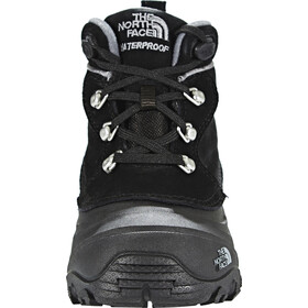 The North Face Chilkat Lace II Saappaat Lapset, tnf black/zinc grey